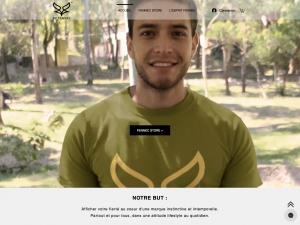 e-boutique vêtements casquette Algerie Fennec